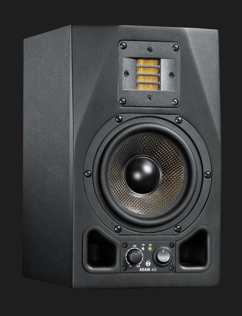 "ADAM A5X -  Active Monitor, 5,5"" woofer"