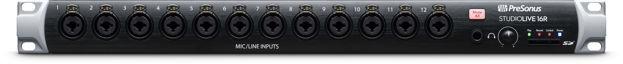 DEMODEAL | PreSonus StudioLive 16R Rack mixer