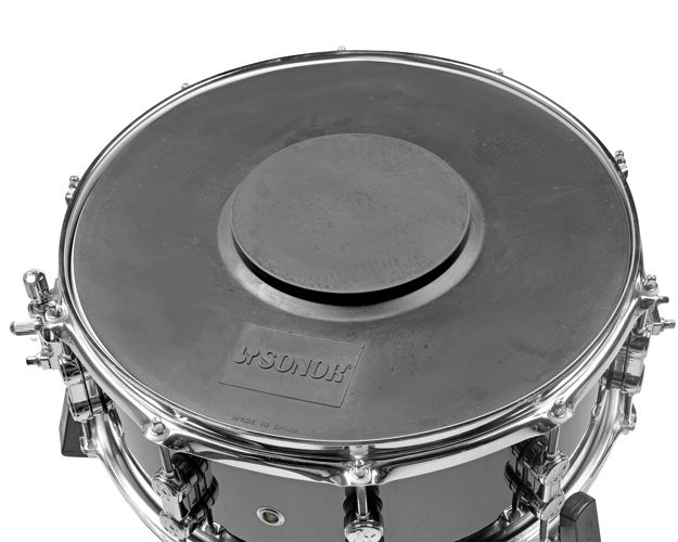 "Sonor Drum Accessories Practice Pad for 14"" Snare Drum, Rubber PP 9300"
