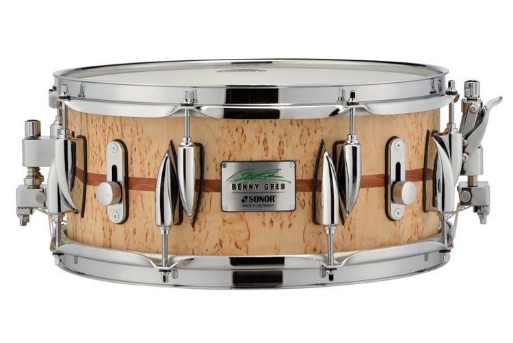 Sonor Signature Snare Drum SSD 13x5.75 BG SDW 2.0
