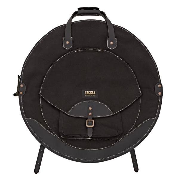 """Tackle Backpack Cymbal Case - Black 22"""""""