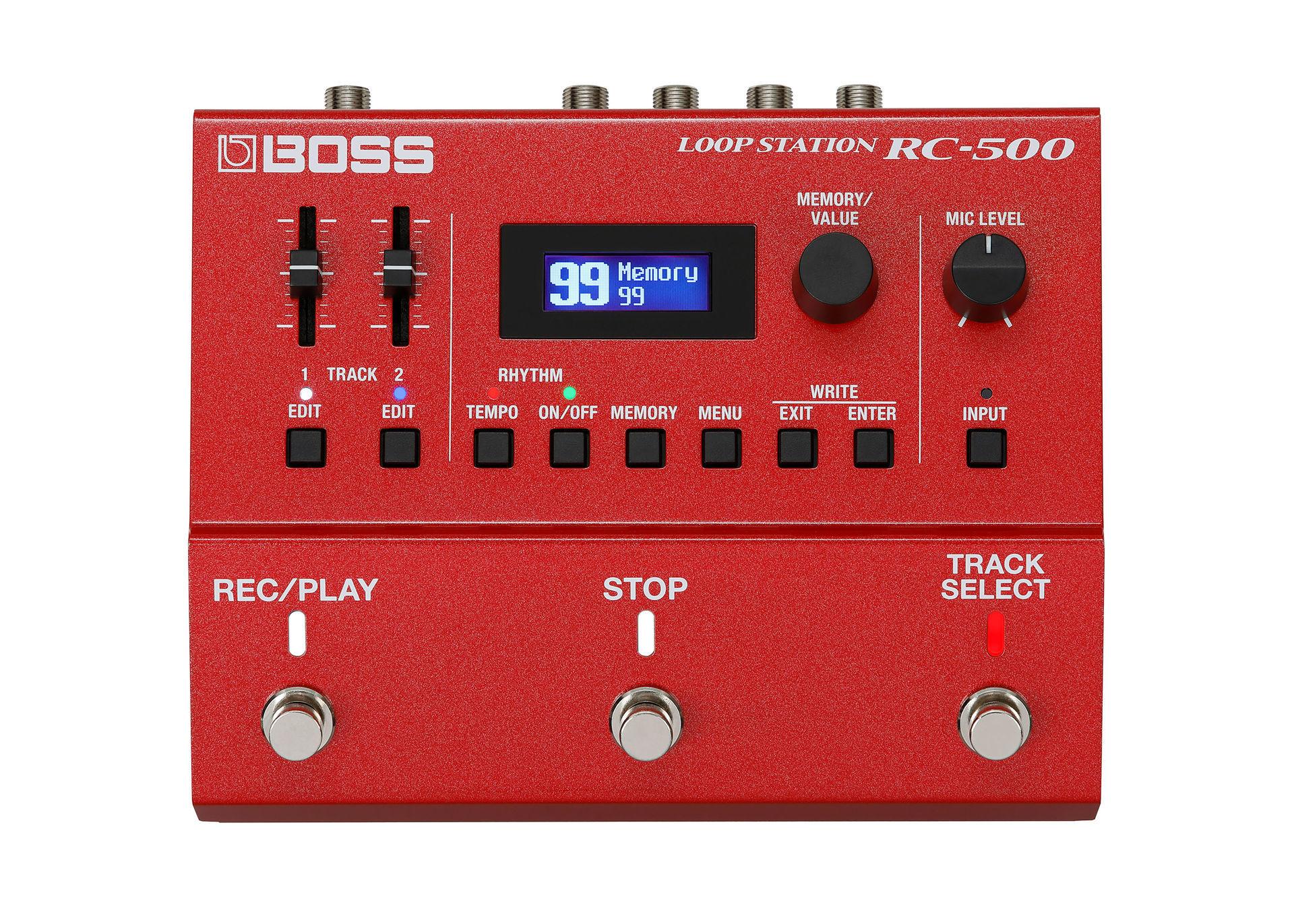 Boss RC-500 Loop Station
