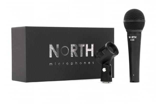 NORTH MICROPHONE ALPHA 85
