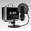 NORTH MICROPHONES GNC 16USB BUNDLE