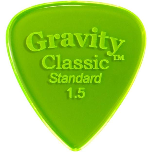 Gravity Picks Classics Standard 1.5 mm Polished