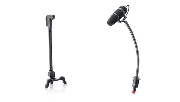 DPA 4099 CORE Mic, Loud SPL with Clip for Guitar