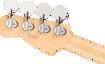 Fender American Performer Mustang® Bass