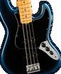 Fender American Professional II Jazz Bass®, Maple Fingerboard, Dark Night