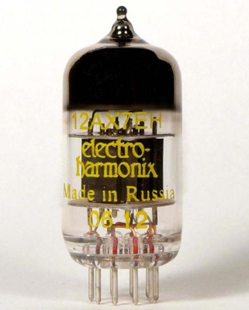 Electro Harmonix 12AX7 EH Vacuum Tube