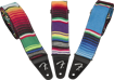 "Fender 2"" Serape Strap - Purple Multi"