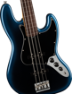 Fender American Professional II Jazz Bass® Fretless, Rosewood Fingerboard, Dark Night