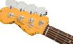 Fender American Professional II Jazz Bass® Left-Hand, Rosewood Fingerboard, 3-Color Sunburst