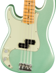 Fender American Professional II Precision Bass® Left-Hand, Maple Fingerboard, Mystic Surf Green