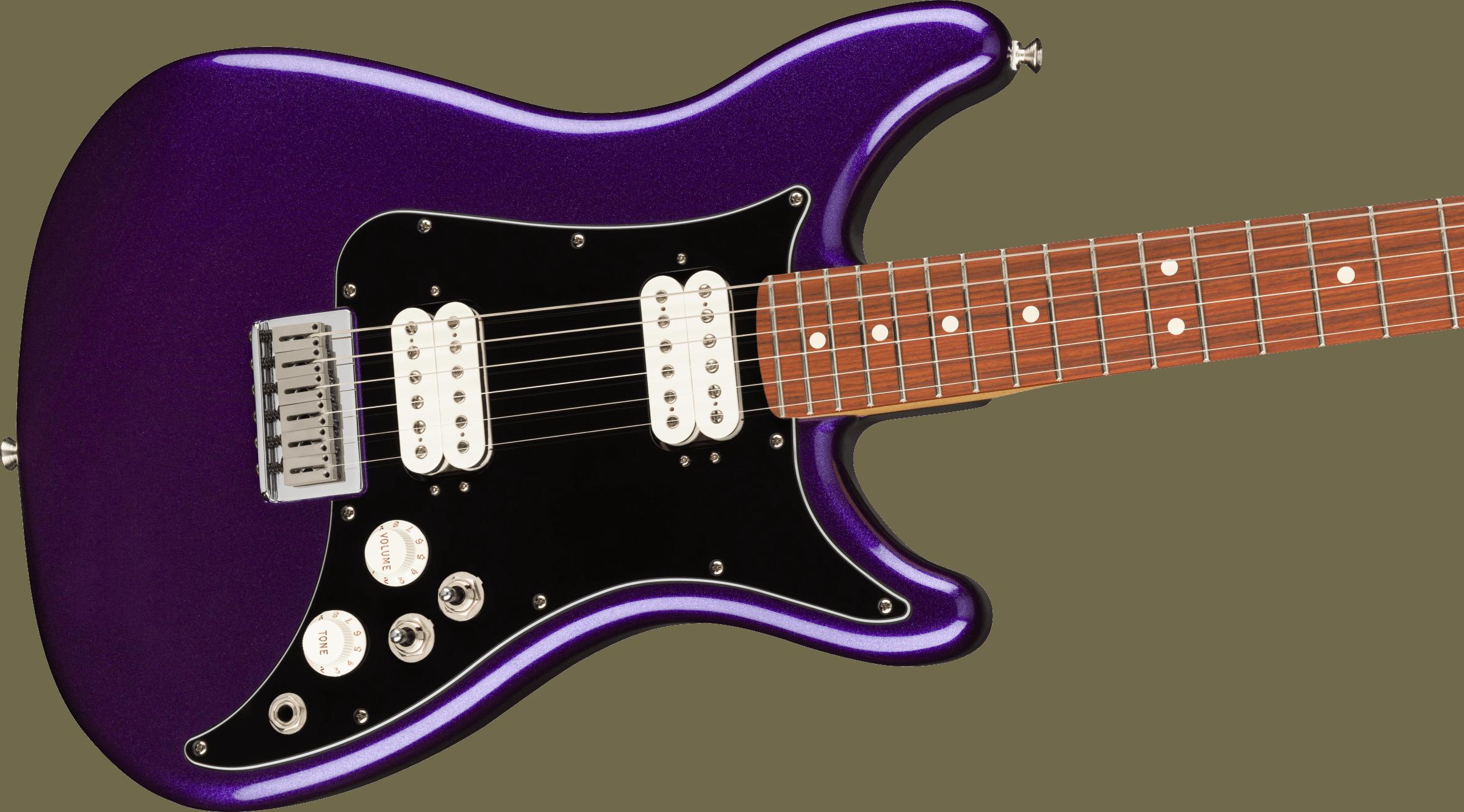 Fender Player Lead III, Pau Ferro Fingerboard, Metallic Purple