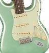 Fender American Professional II Stratocaster®, Rosewood Fingerboard, Mystic Surf Green