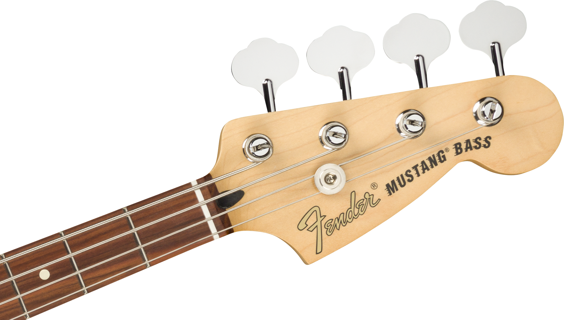 Fender Player Mustang® Bass PJ, Pau Ferro Fingerboard, Firemist Gold