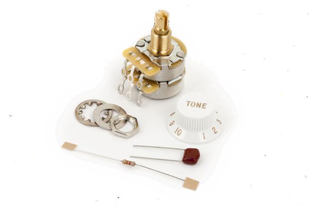 Fender TBX Tone Control Potentiometer Kit