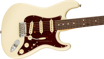 Fender American Professional II Stratocaster®, Rosewood Fingerboard, Olympic White