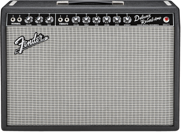 Fender '65 Deluxe Reverb®, 230V EUR