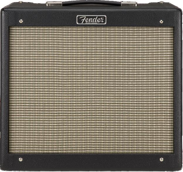 Fender Blues Junior™ IV, Black, 230V EUR