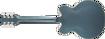 Gretsch G2622LH Streamliner™ Center Block Double-Cut with V-Stoptail, Left-Handed, Broad'Tron™ BT-2S Pickups, Laurel Fingerboard, Gunmetal