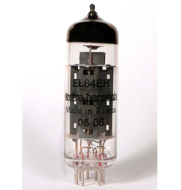 Electro Harmonix EL 84 EH vacuum tube