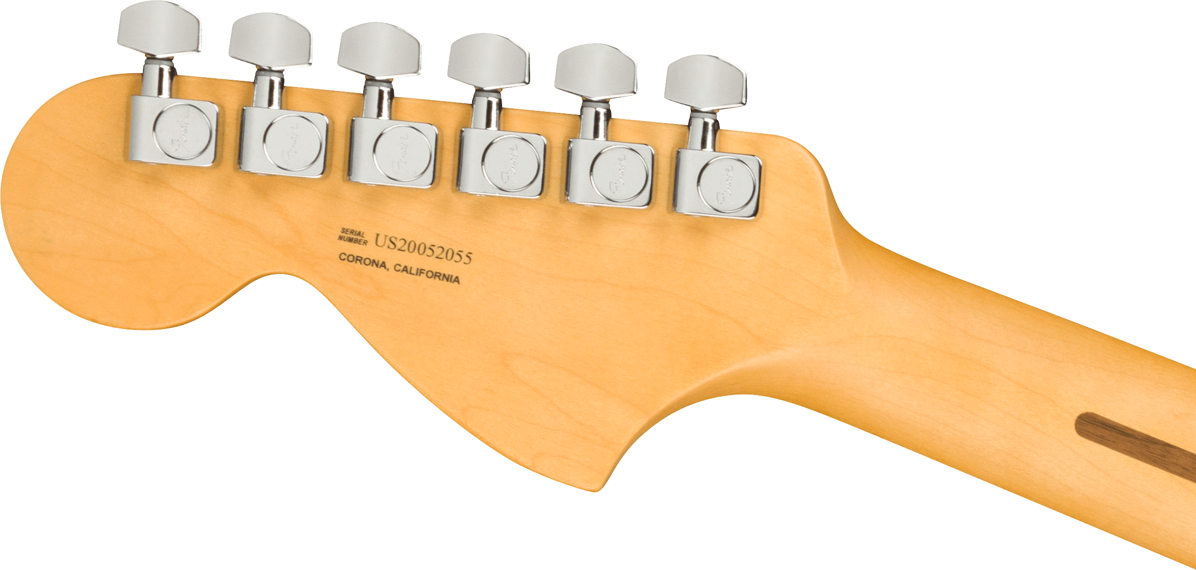 Fender American Professional II Telecaster® Deluxe, Rosewood Fingerboard, 3-Color Sunburst