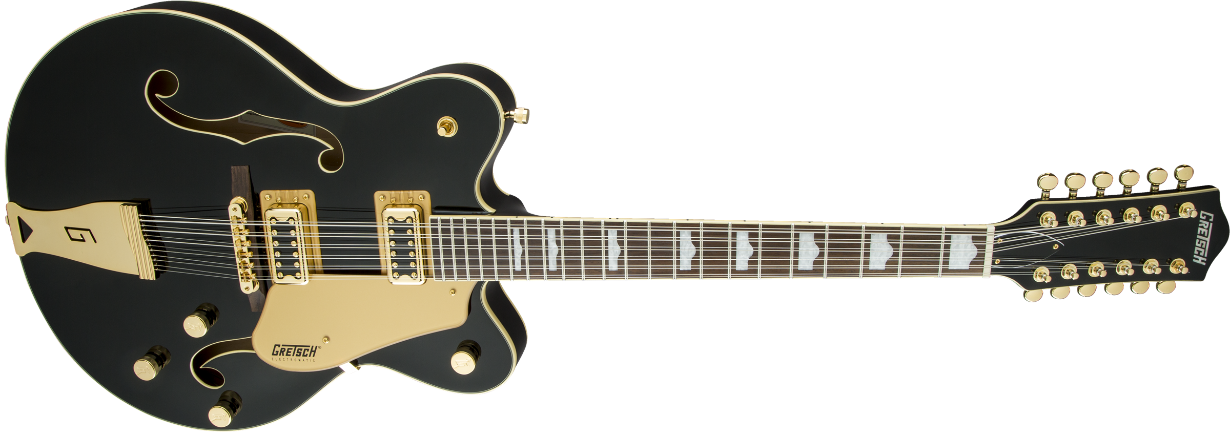 Gretsch G5422G-12 Electromatic® Hollow Body Double-Cut 12-String with Gold Hardware