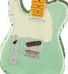 Fender American Professional II Telecaster® Left-Hand, Maple Fingerboard, Mystic Surf Green