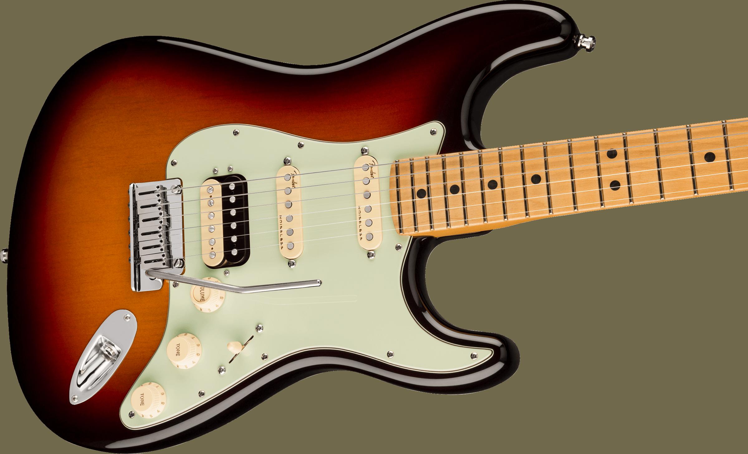 Fender American Ultra Stratocaster® HSS