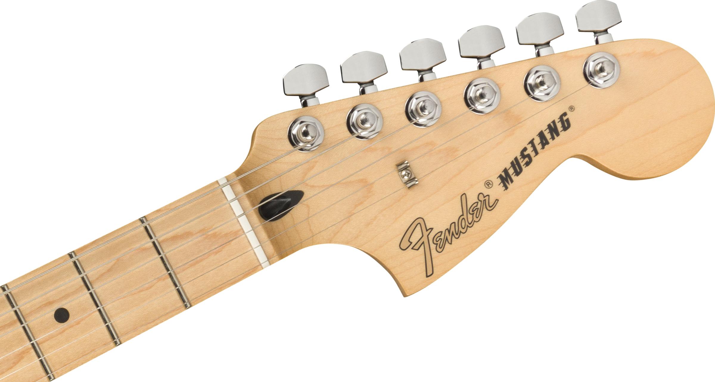 Fender Player Mustang® 90, Maple Fingerboard, Seafoam Green
