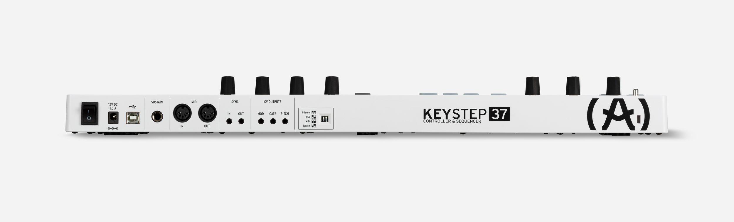 ARTURIA KEYSTEP-37 USB CONTR.