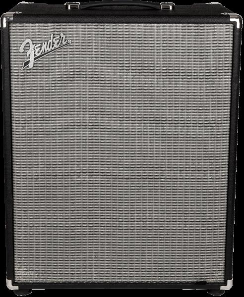 Fender Rumble™ 500 (V3), 230V EUR, Black/Silver