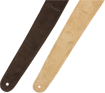 "Fender 2"" Suede Strap, Brown/Tan, Reversible"