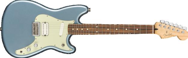 Fender Player Duo-Sonic™ HS, Pau Ferro Fingerboard, Ice Blue Metallic