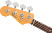 Fender American Professional II Jazz Bass® Left-Hand, Rosewood Fingerboard, Olympic White