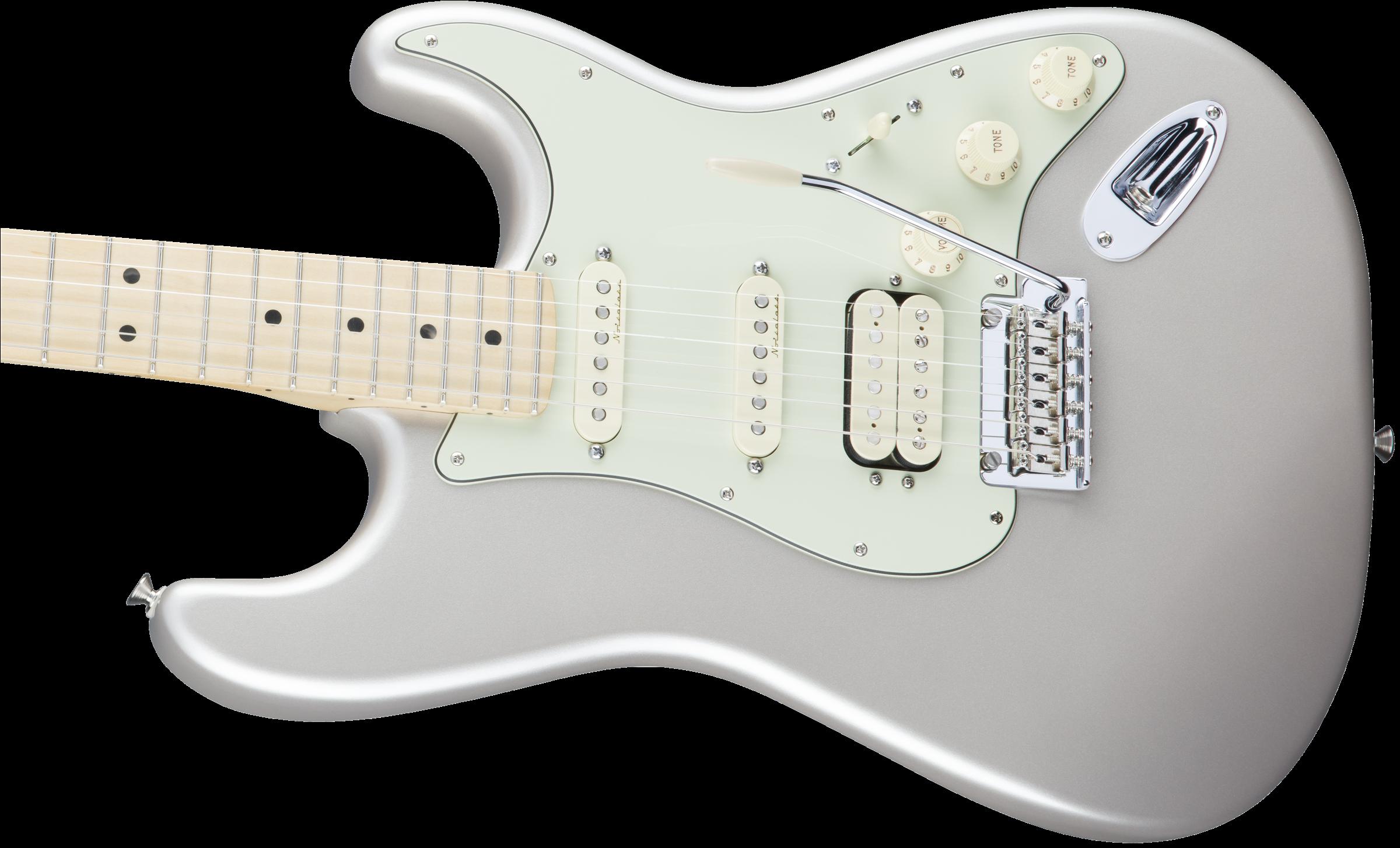 Fender Deluxe Strat® HSS
