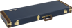 Fender Classic Series Wood Case Strat/Tele, Navy Blue