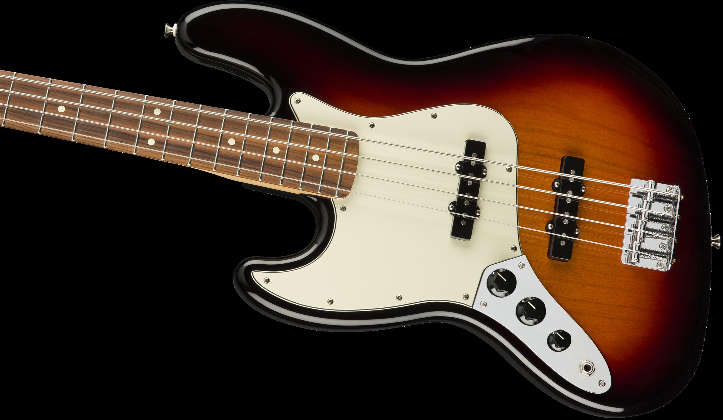 Fender Player Jazz Bass® Left-Handed