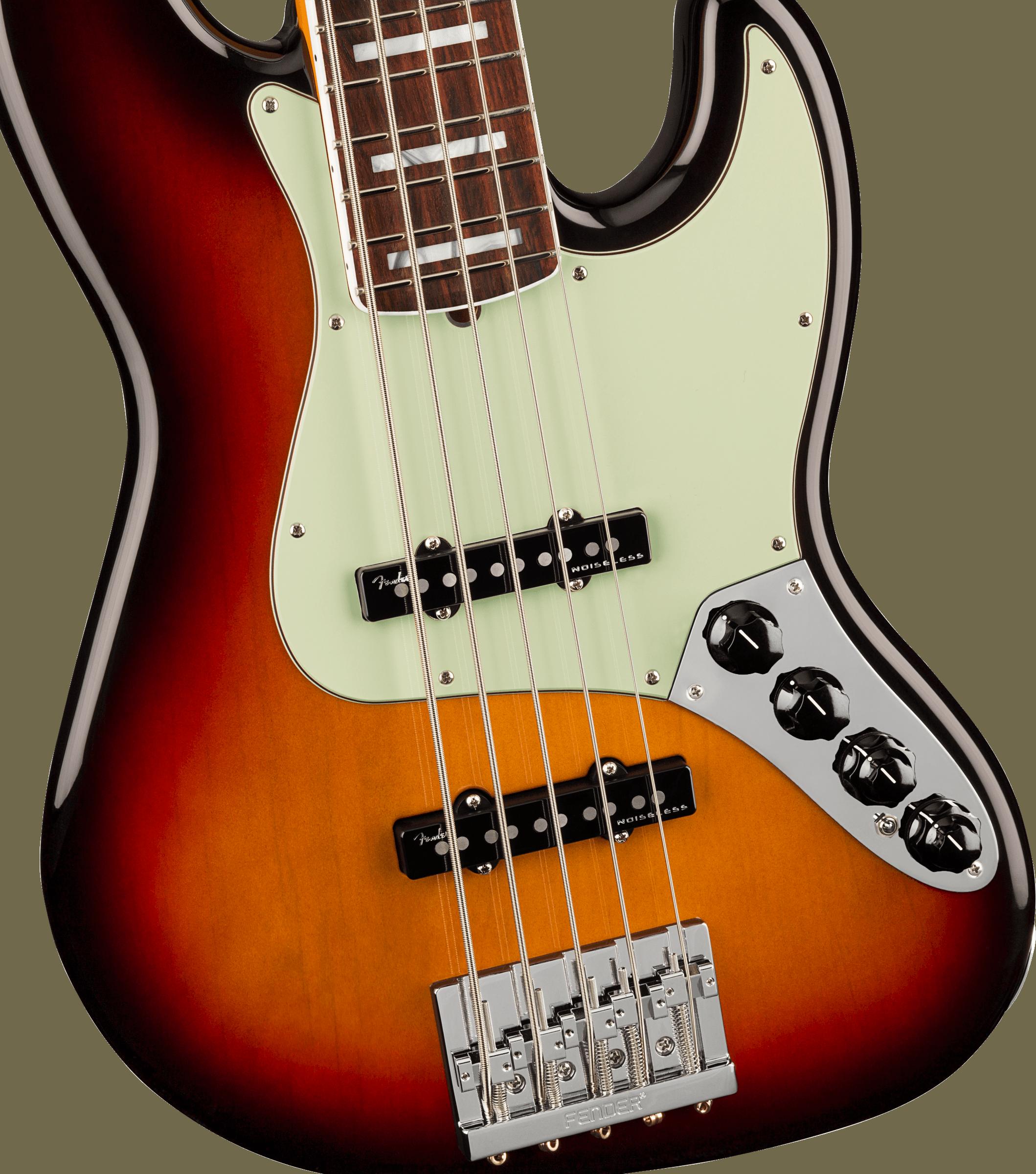 Fender American Ultra Jazz Bass® V