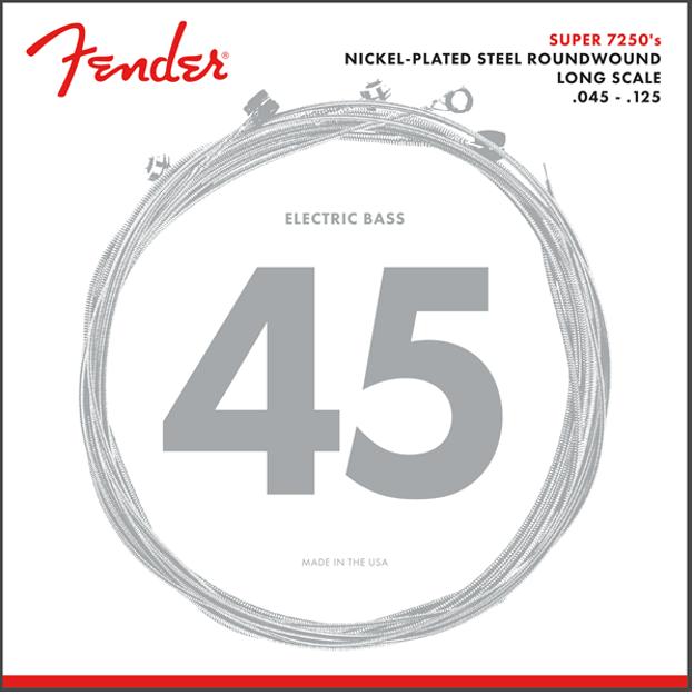 Fender 7250 Bass Strings (5-String)