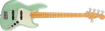 Fender American Professional II Jazz Bass® V, Maple Fingerboard, Mystic Surf Green
