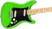 Fender Player Lead II, Maple Fingerboard, Neon Green