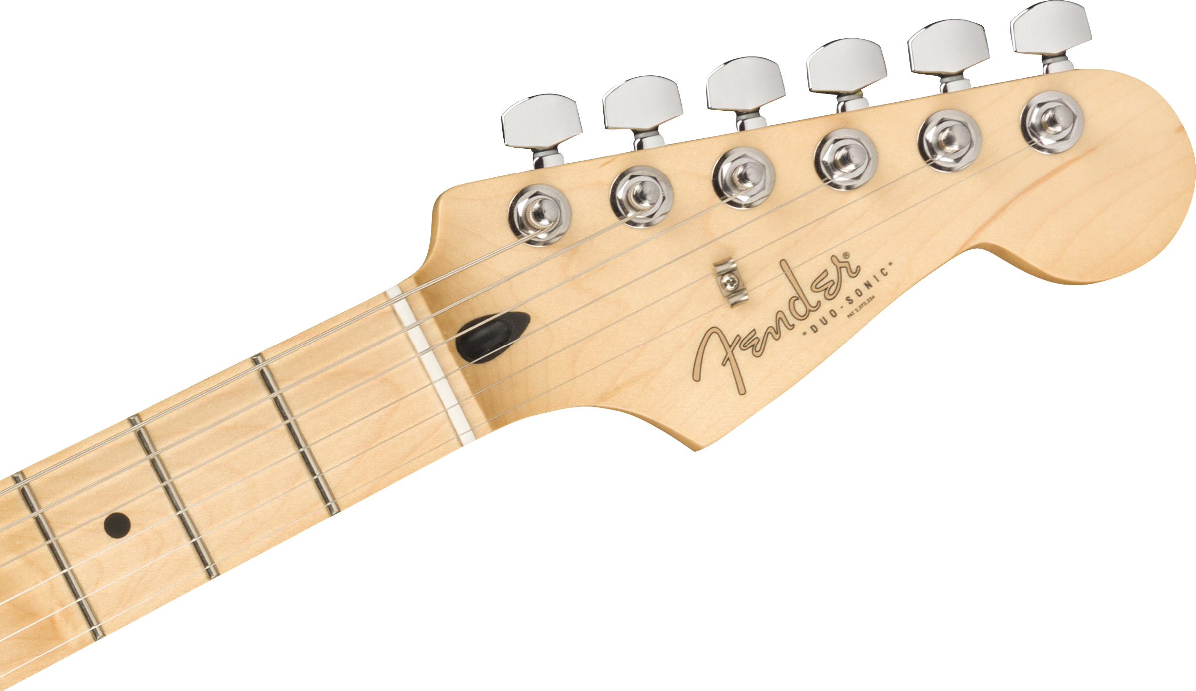 Fender Player Duo Sonic™, Maple Fingerboard, Tidepool