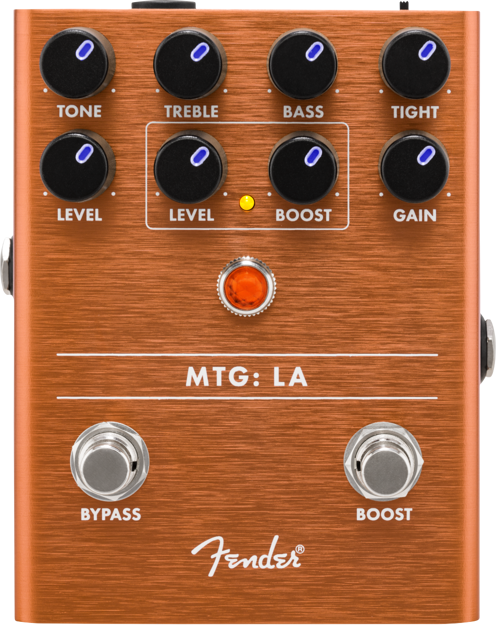 Fender MTG:LA® Tube Distortion
