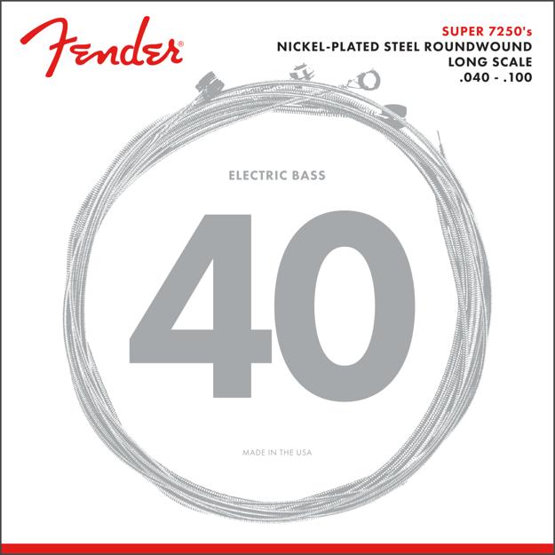Fender 7250 Bass Strings