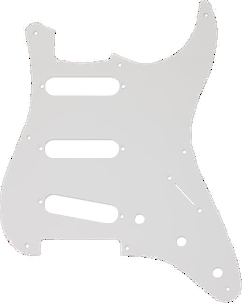 Fender 8-Hole '50s Vintage-Style Stratocaster® S/S/S Pickguards