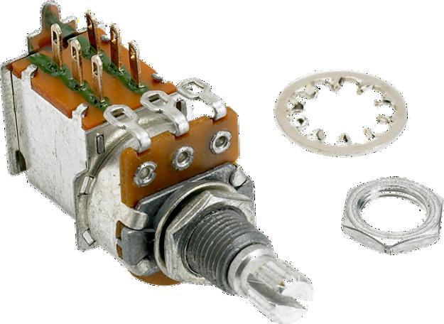 Fender 250K Push/Pull Potentiometer