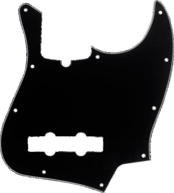 Fender 10-Hole Contemporary Jazz Bass® Pickguards