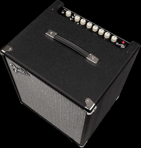Fender Rumble™ 100 (V3), 230V EUR, Black/Silver